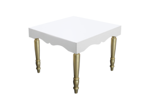 Avalon Chic Square Gold Dining Table 1 300x207 - Avalon Chic Square Gold Dining Table