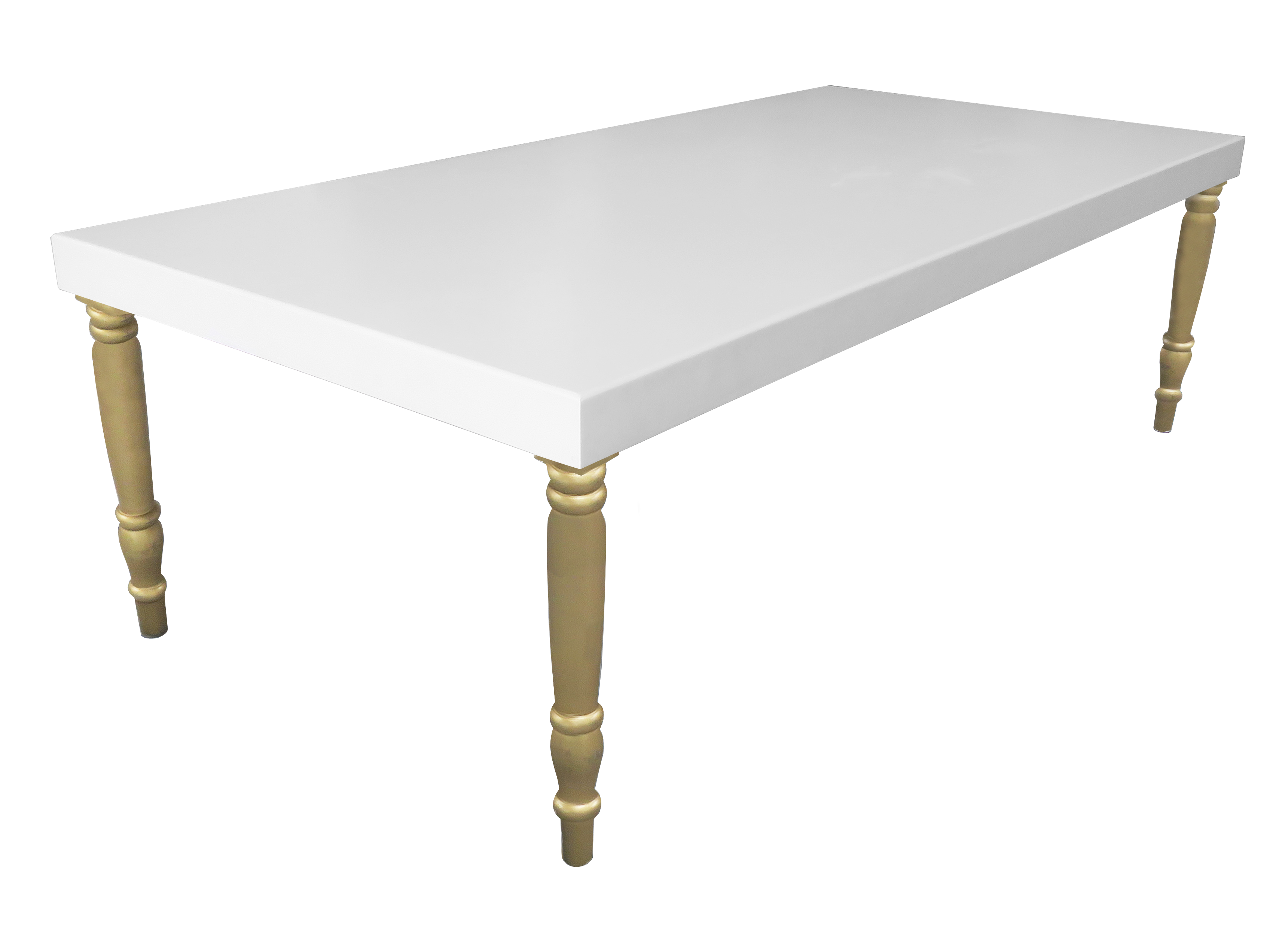 Rent Or Buy Avalon Grand Gold Dining Table Event Rental  : Avalon Grand Gold Dining Table from areeka.ae size 3442 x 2481 png 1488kB