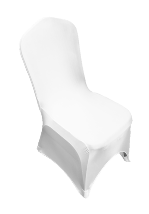 Areeka Event Rentals - Stewart Banquet Chair with Stretch Cover