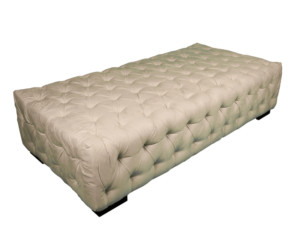 daybed, button daybed, ottoman