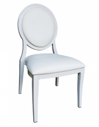 Rent Or Buy White Dior Dining Chair Event Rental Dubai