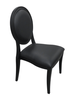 Midnight Dior Chair | Buy or Rent Furntiture in UAE | Areeka Even Rentals