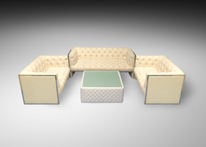 Ramsden 2 and 3 seater sofas with royal windsor square coffee table 2 300x214 - Ramsden 2-Seater Sofa