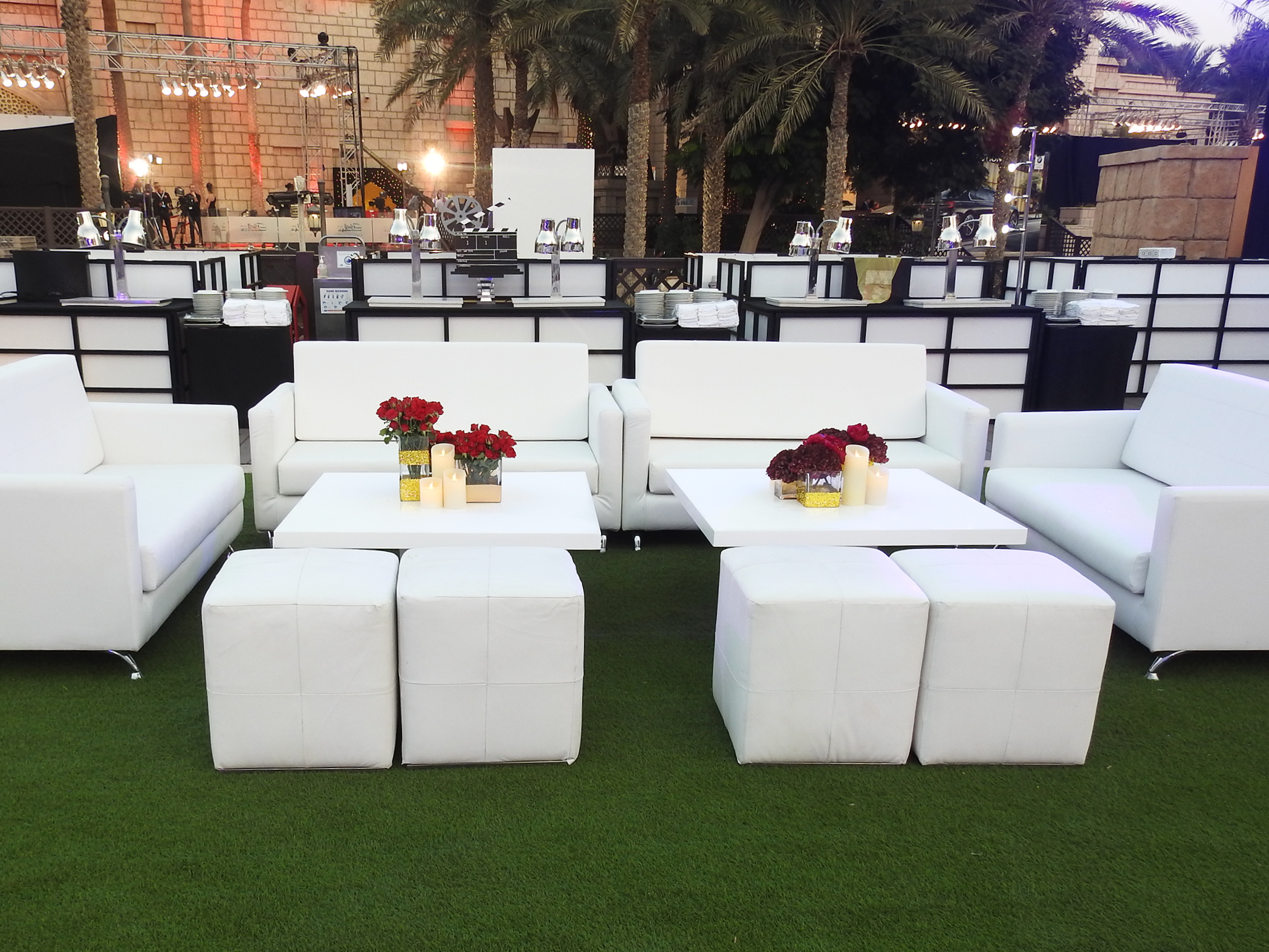 Square Pouffe Available For Rent Or For Sale In Dubai And The Uae