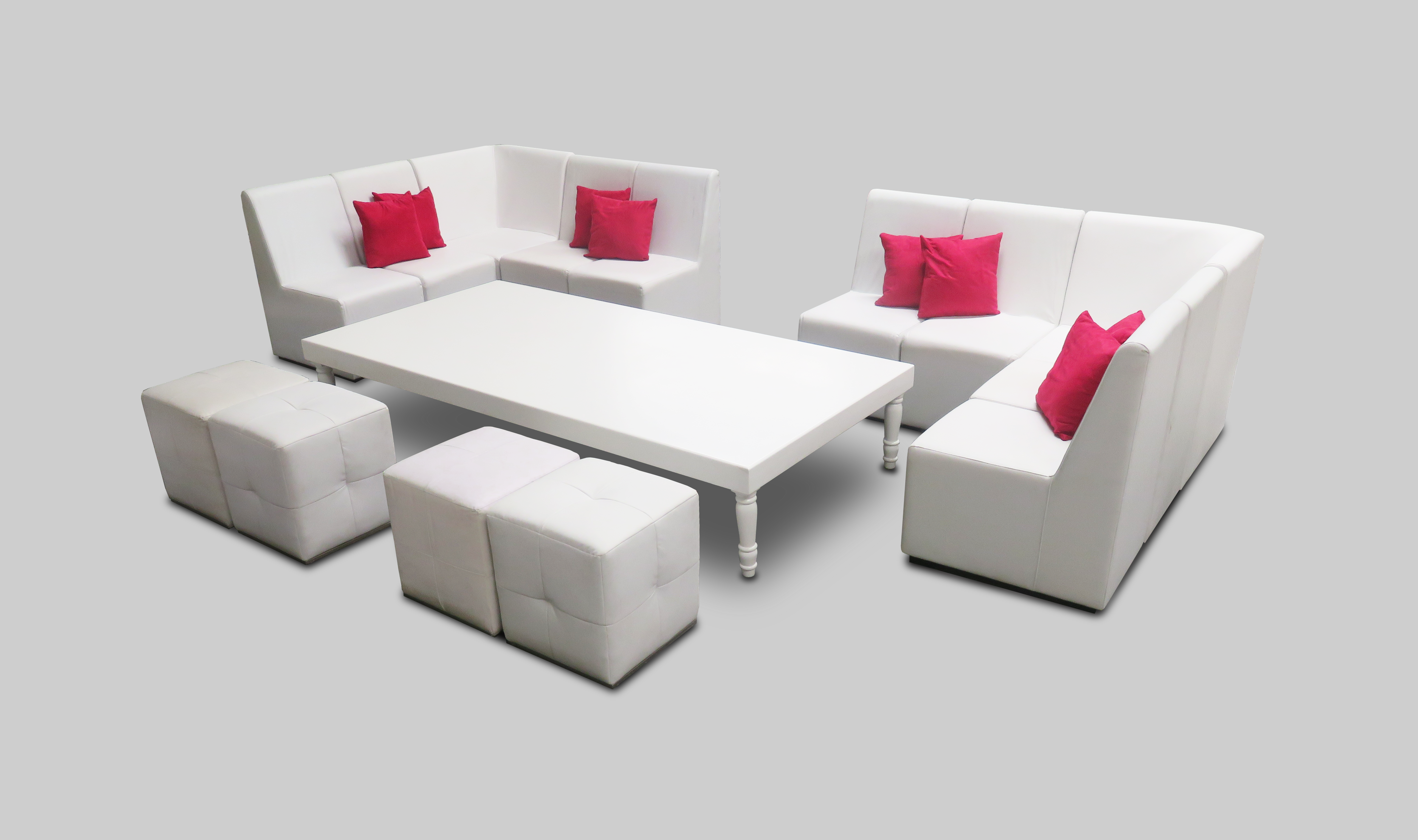 Rent or buy avalon grand white coffee table event rental for Coffee tables uae