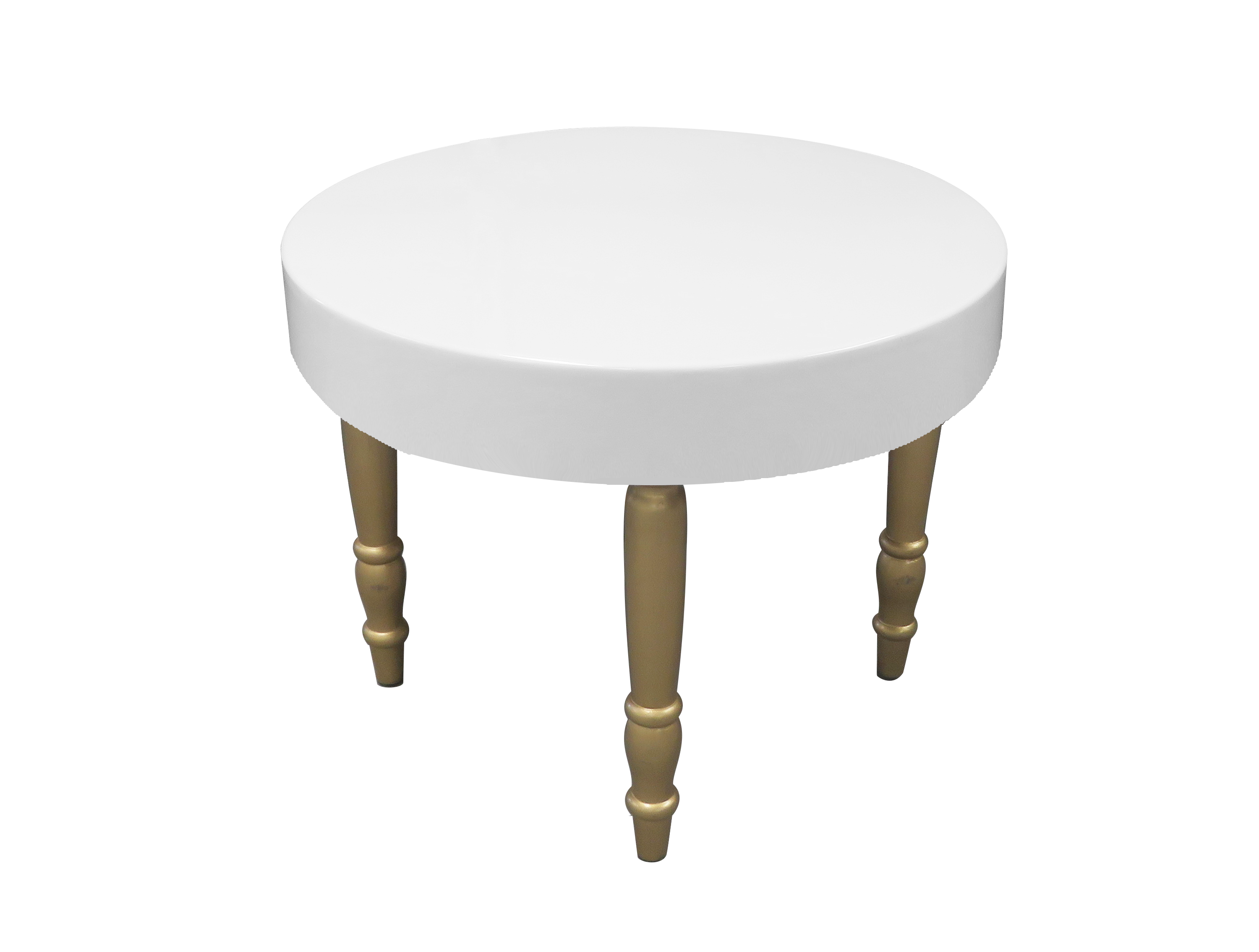 Avalon Round Gold Dining Table 1 300x227