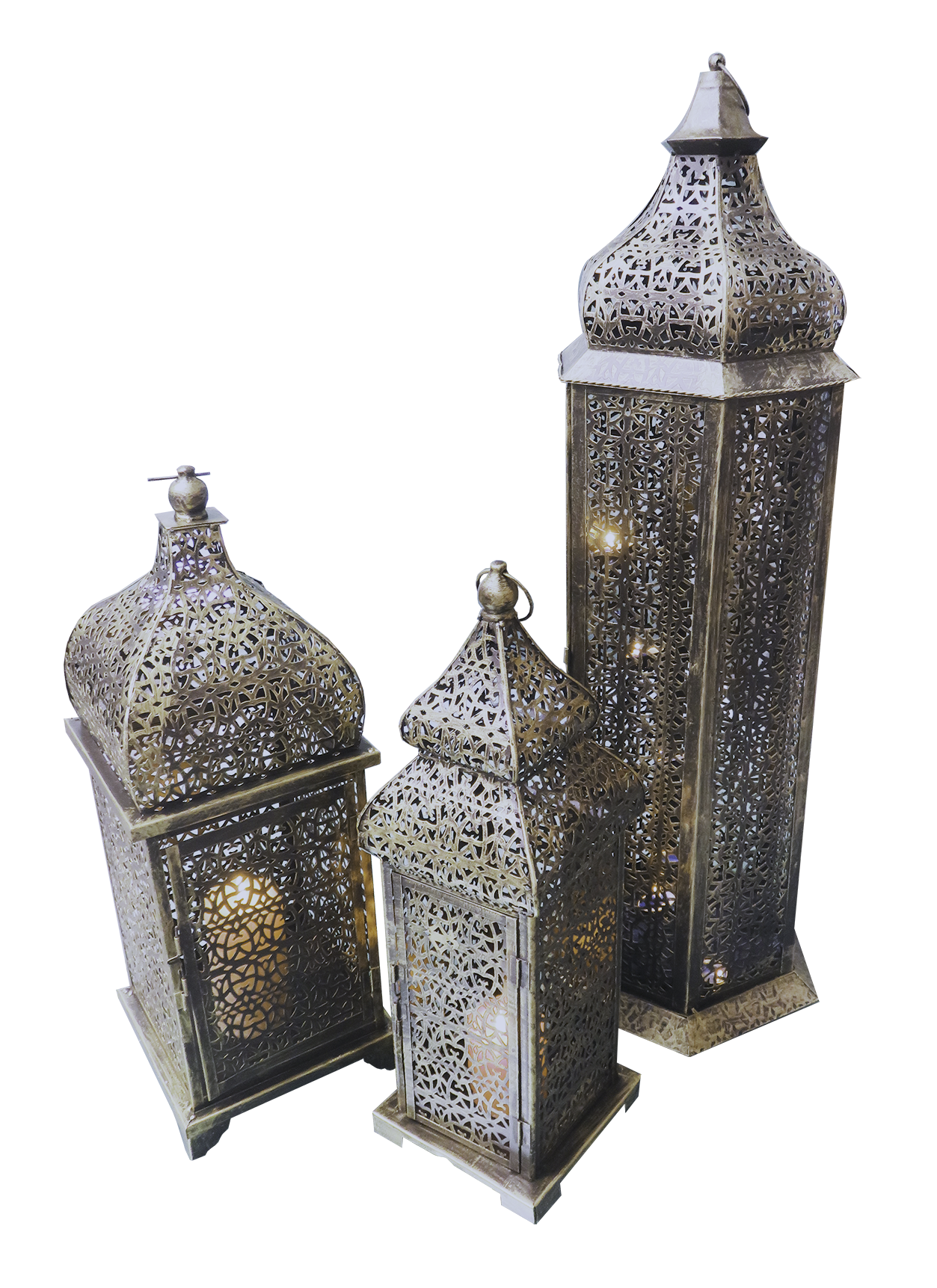 Rent Or Buy Large Brass Arabic Lamp Event Rental Dubai