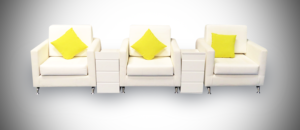 Sophie 1-Seater Sofa, event furniture rental