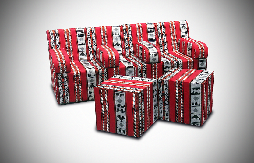 Arabic Majlis 2 Seater Sofa Set For Rent Or Sale In Uae For Any