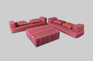 Arabic Majlis Low Table Setup Arabic Furniture Feb2018 300x197 - Arabic Majlis Low Table