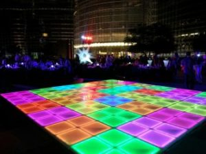 Areeka Event Rentals Dance Floor 1 e1555415907625 1 300x225 - LED Dance Floor