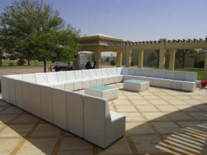 concorde sofa set, lounge seating, lounge set up