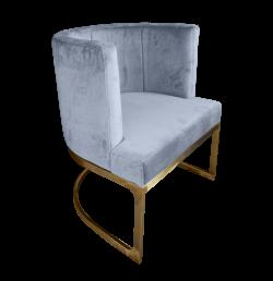 Aria Velvet Bucket Chair e1572954268684 1 - Aria Bucket Chair