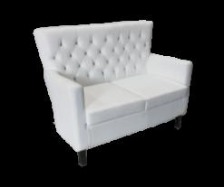 2 seater sofa, VIP sofa, leather sofa