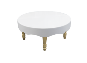 Avalon Chic Round Gold Coffee Table 1 1 300x218 - Avalon Chic Round Gold Coffee Table