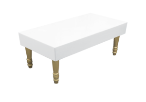 Avalon Rectangular Gold Coffee Table 1 1 300x210 - Avalon Rectangular Gold Coffee Table