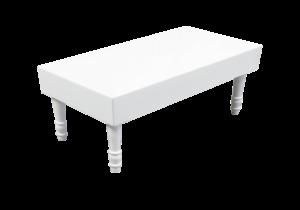 Avalon Rectangular White Coffee Table 1 1 300x210 - Avalon Rectangular White Coffee Table