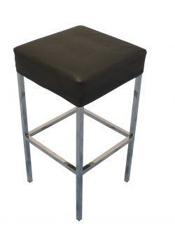 Black Barcelona Bar Stool e1486450605319 1 1 - Barcelona Bar Stool