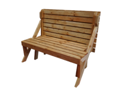 Briggs Wooden Bench