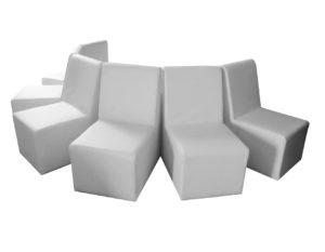 Chameleon Crescent Set, lounge furniture