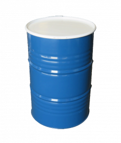 drum cocktail table, oil drum