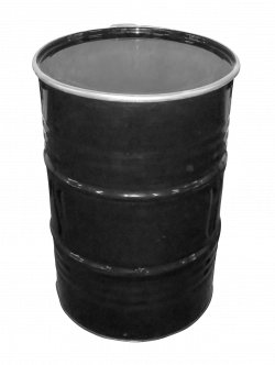 Oil Drum, drum cocktail table
