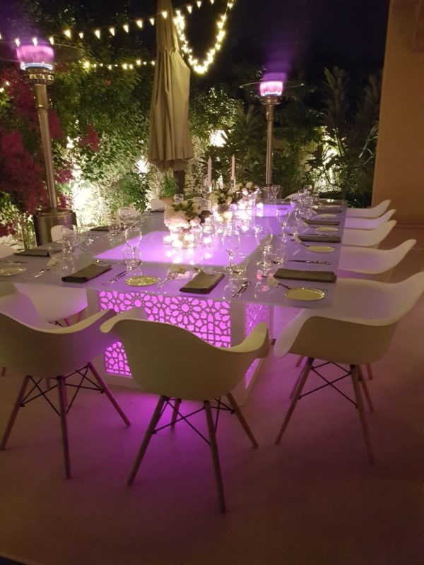 Private Events Set Up Ideas To Inspire Celebrations At Home