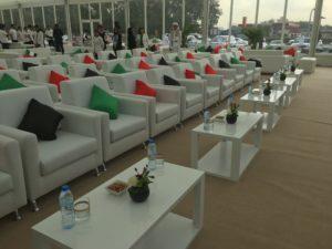 Sophie 1-Seater Sofa, VIP seating
