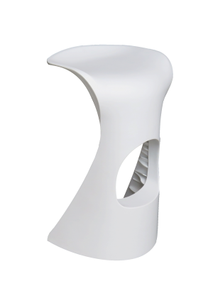 plastic bar stool, high stool