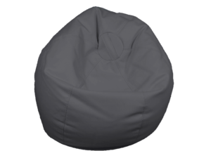 bean bag gray, soft seating