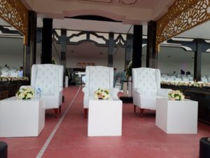 Areeka Event Rentals - Kings Armchair