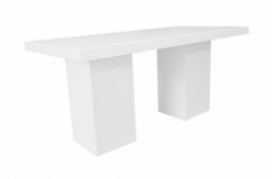 wooden bar table, wooden high table