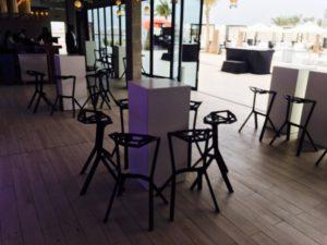 Le Minou High Table with Valencia Bar Stool 2 2 300x225 - Valencia Bar Stool