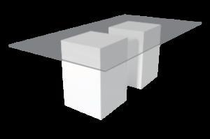 Le Minou Regal Dining Table Product Image Jan2018 e1556001291703 1 300x199 - Le Minou Regal Glass Dining Table
