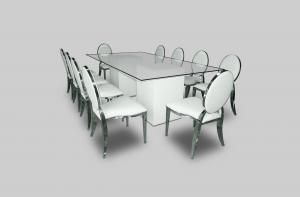 Le Minou Regal Table