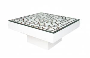 Le Minou Square Coffee Table with Mashrabiya Table Top e1553585810184 1 300x194 - Le Minou Square Coffee Table with Mashrabiya Table Top