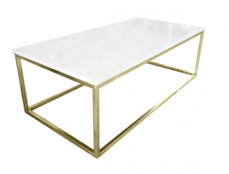 marble coffee table, gold coffee table