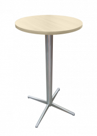 round cocktail table, round bistro table, high table for rent