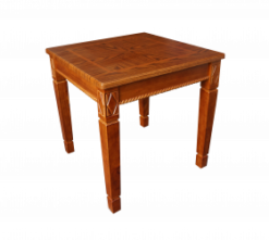 wooden coffee table, moroccan table