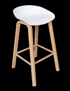 plastic bar stool, high chair