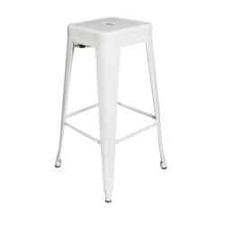 metal bar stool, high chair