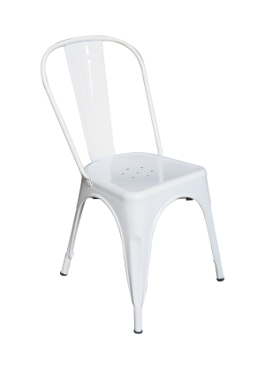 Pauchard Chair White e1512374945539 1 1 300x417 - Pauchard Chair - White