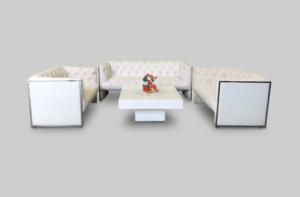 Areeka Event Rentals - Ramsden 2-Seater Sofa
