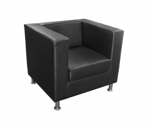 Black Armchair, black furniture, black sofa