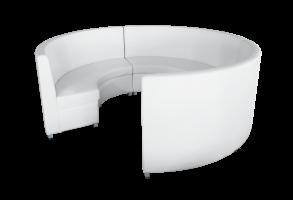 Sapphira Booth Sofa e1571120341400 1 - Sapphira Curved Sofa