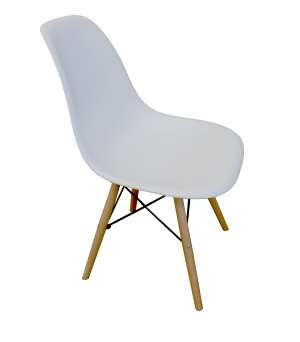 eames chair, plastic chair
