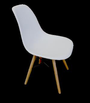 eames chair, plastic chair