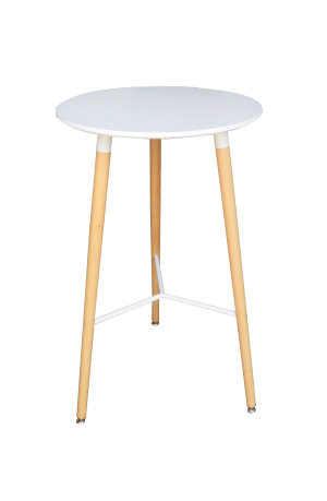 round high table, cocktail table