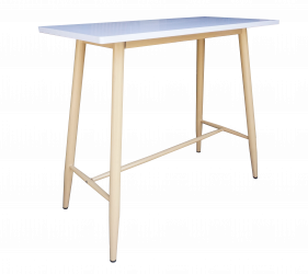 Scandinavian Rectangular High Table e1572267849492 1 - Scandinavian Rectangular High Table