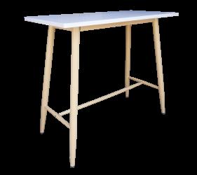 Scandinavian Rectangular High Table e1572267849492 1 - Scandinavian Rectangular High Table